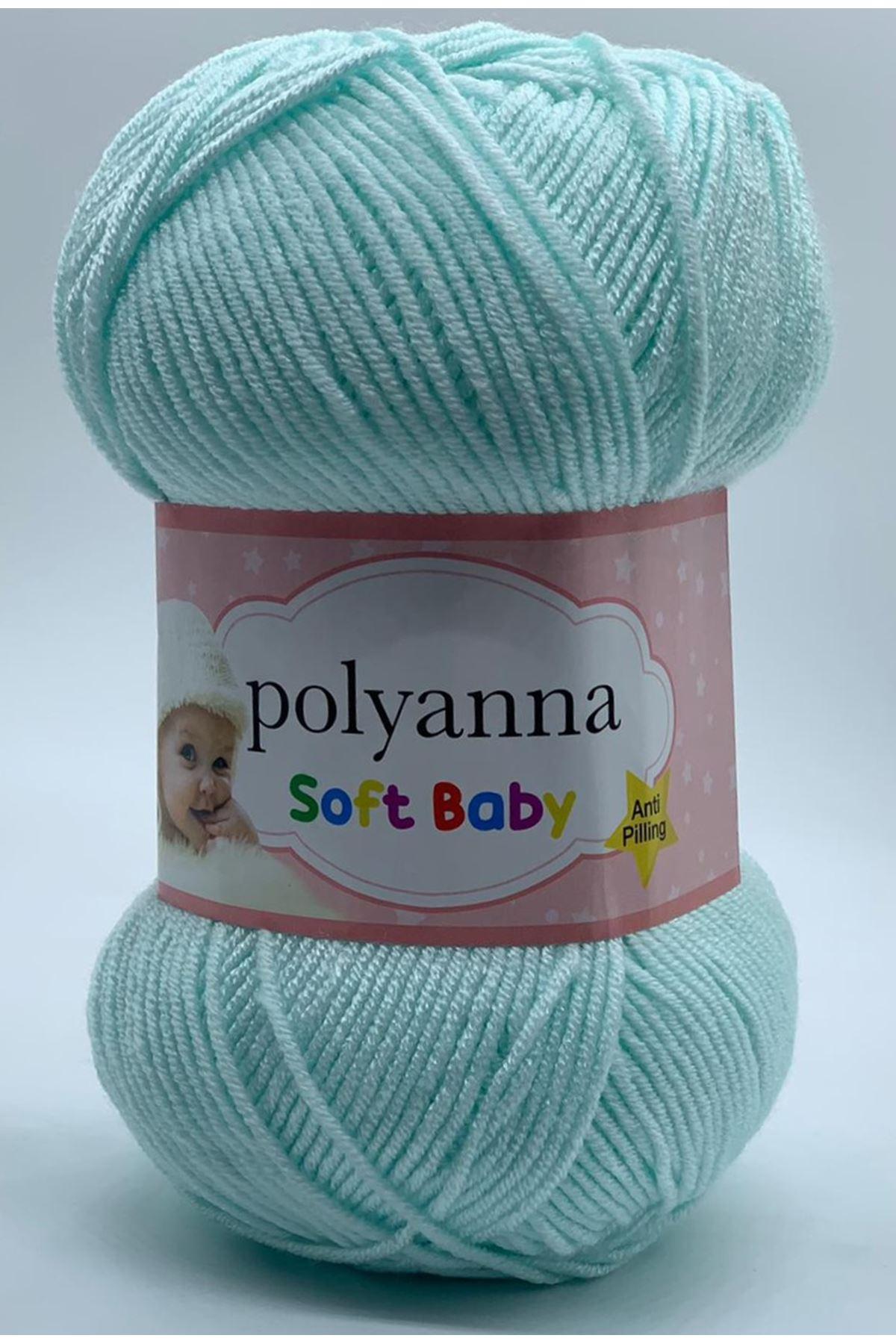 Polyanna Soft Baby 919 - Bebe Yeşil
