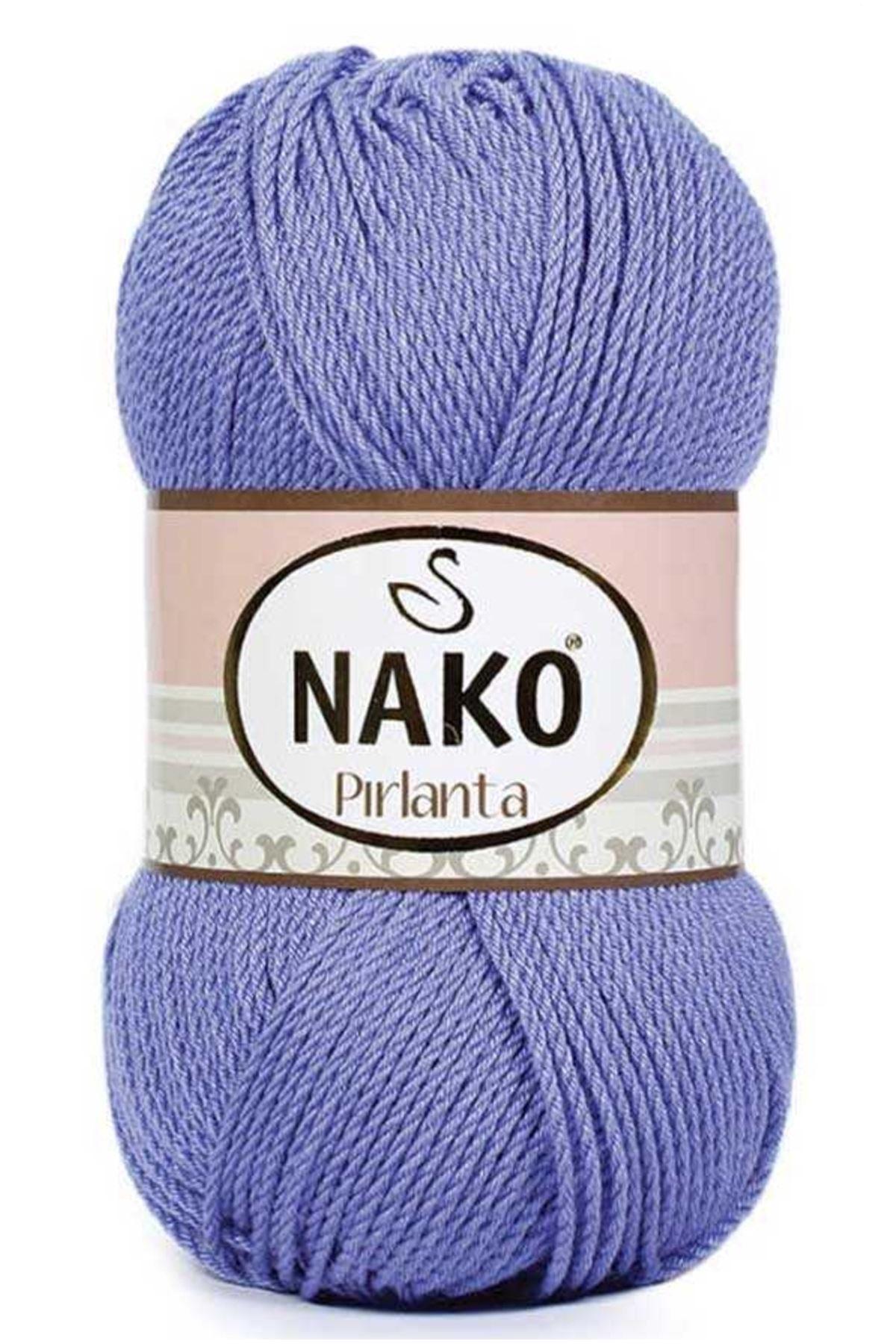 Nako Pırlanta-237 Leylak