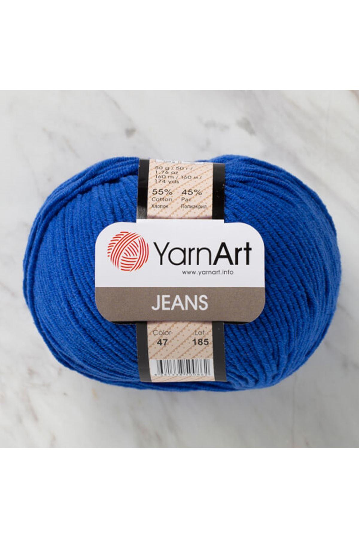 Yarnart Jeans 47 Saks
