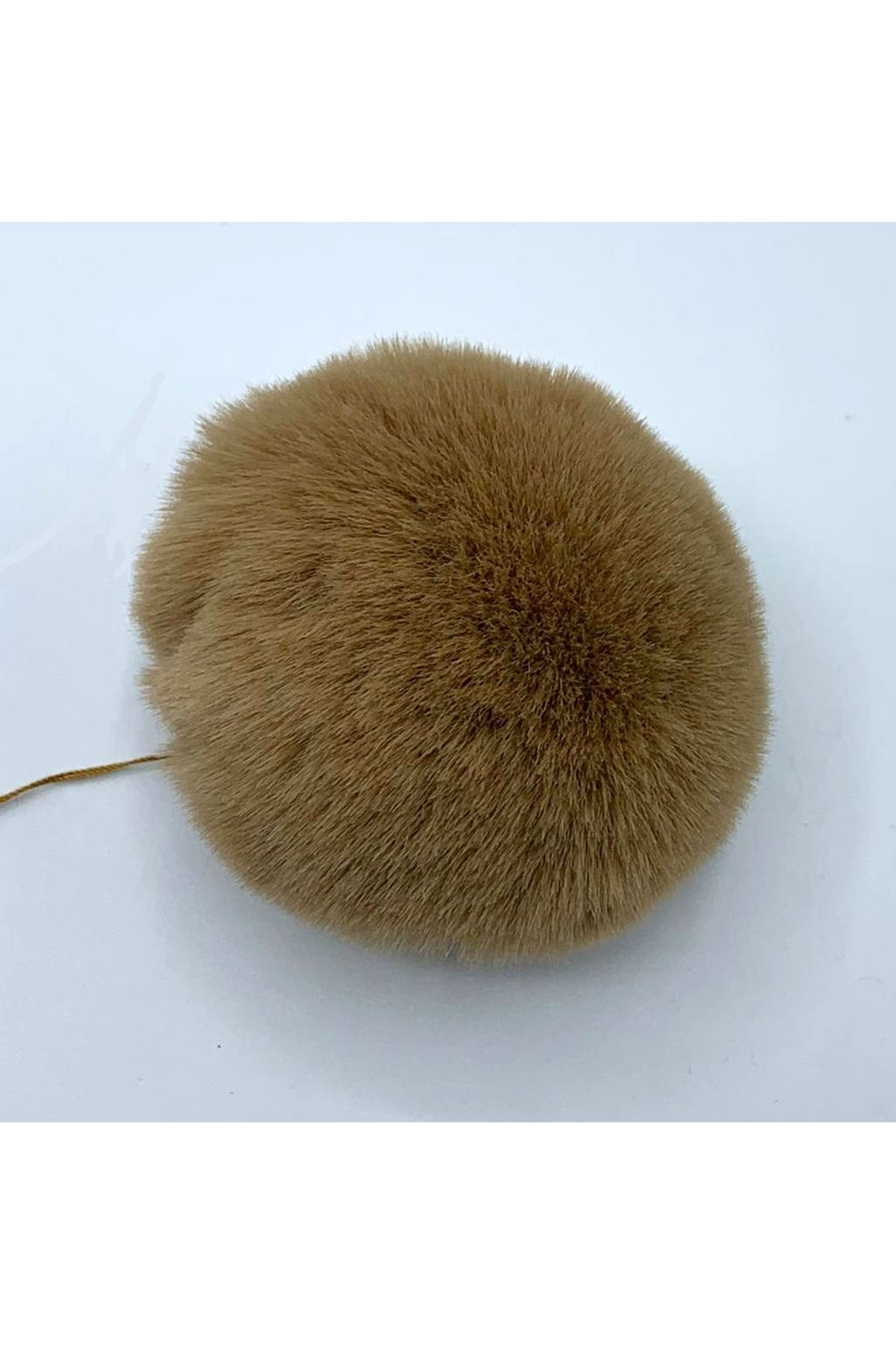 Şapka Ponponu 06 Taba