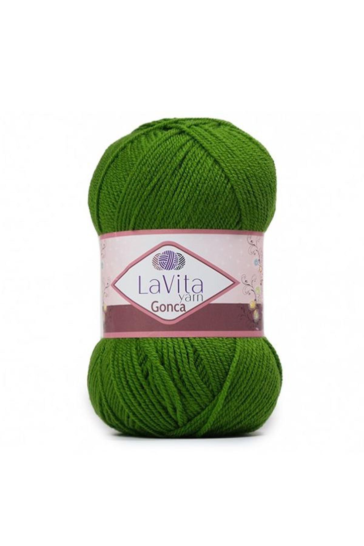 Lavita Gonca 8124 Benetton Yeşili