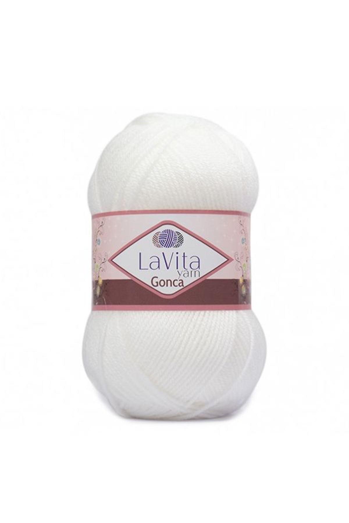 Lavita Gonca 1002 Beyaz