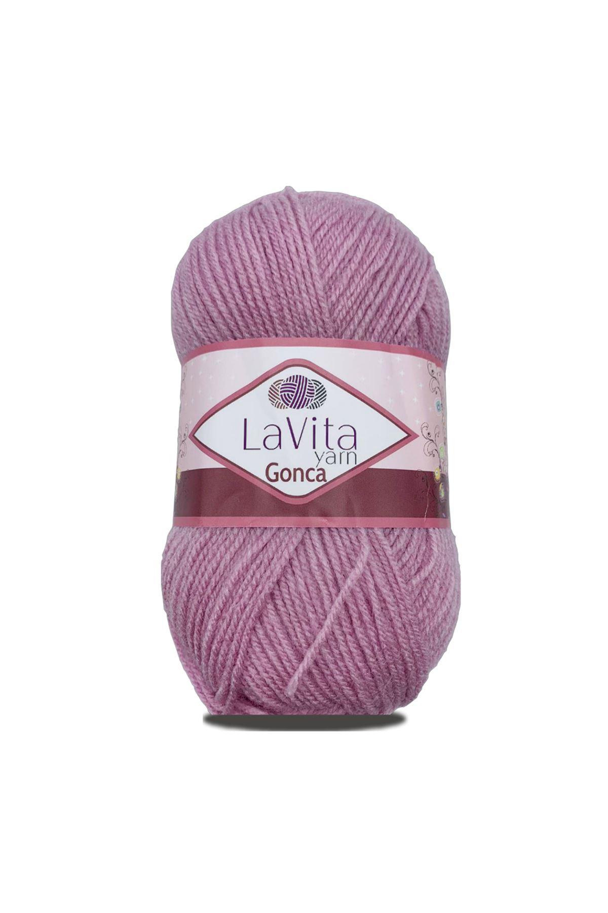 Lavita Gonca 4120 Koyu Lila