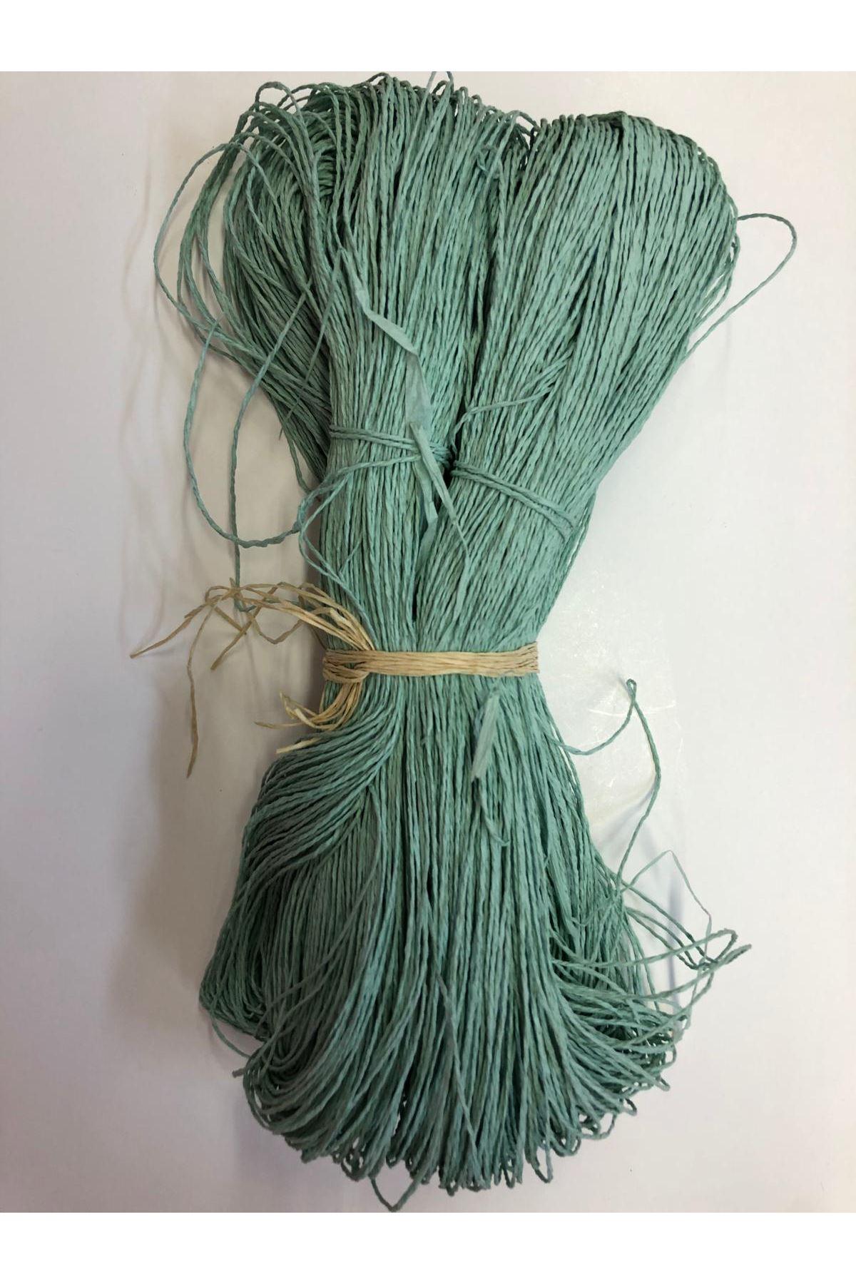Kağıt İp Çağla Yeşili 536 gram