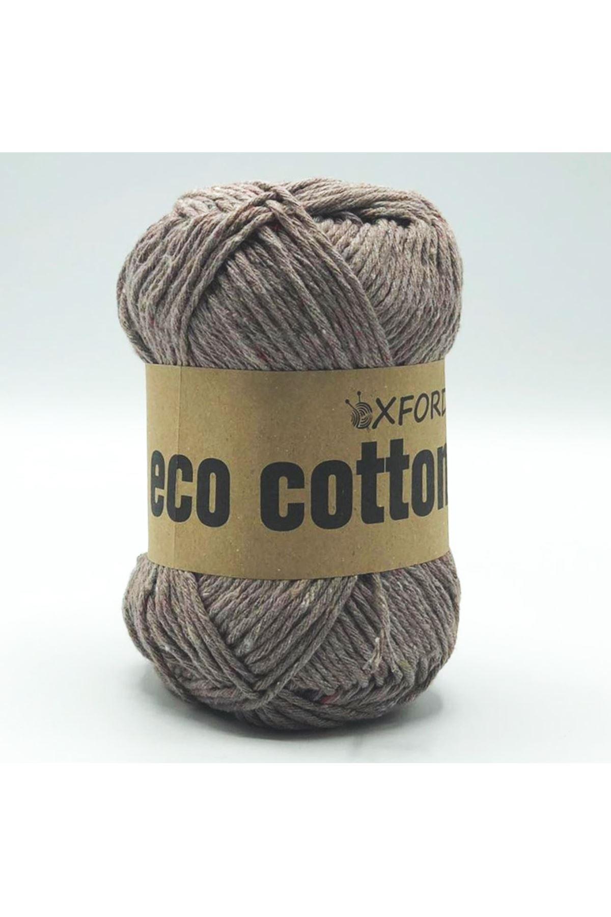 Eco Cotton 100 gram - 00128 - Sütlükahve