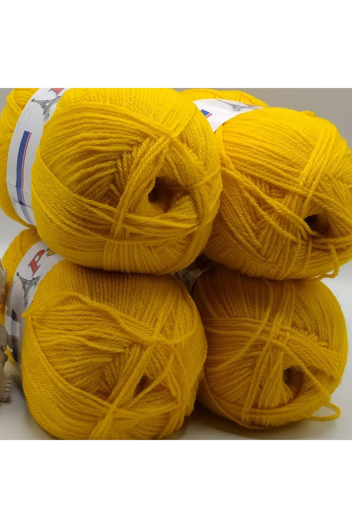 İhraç Fazlası-172- 4'Lü Paket 800-1200 gram Sarı