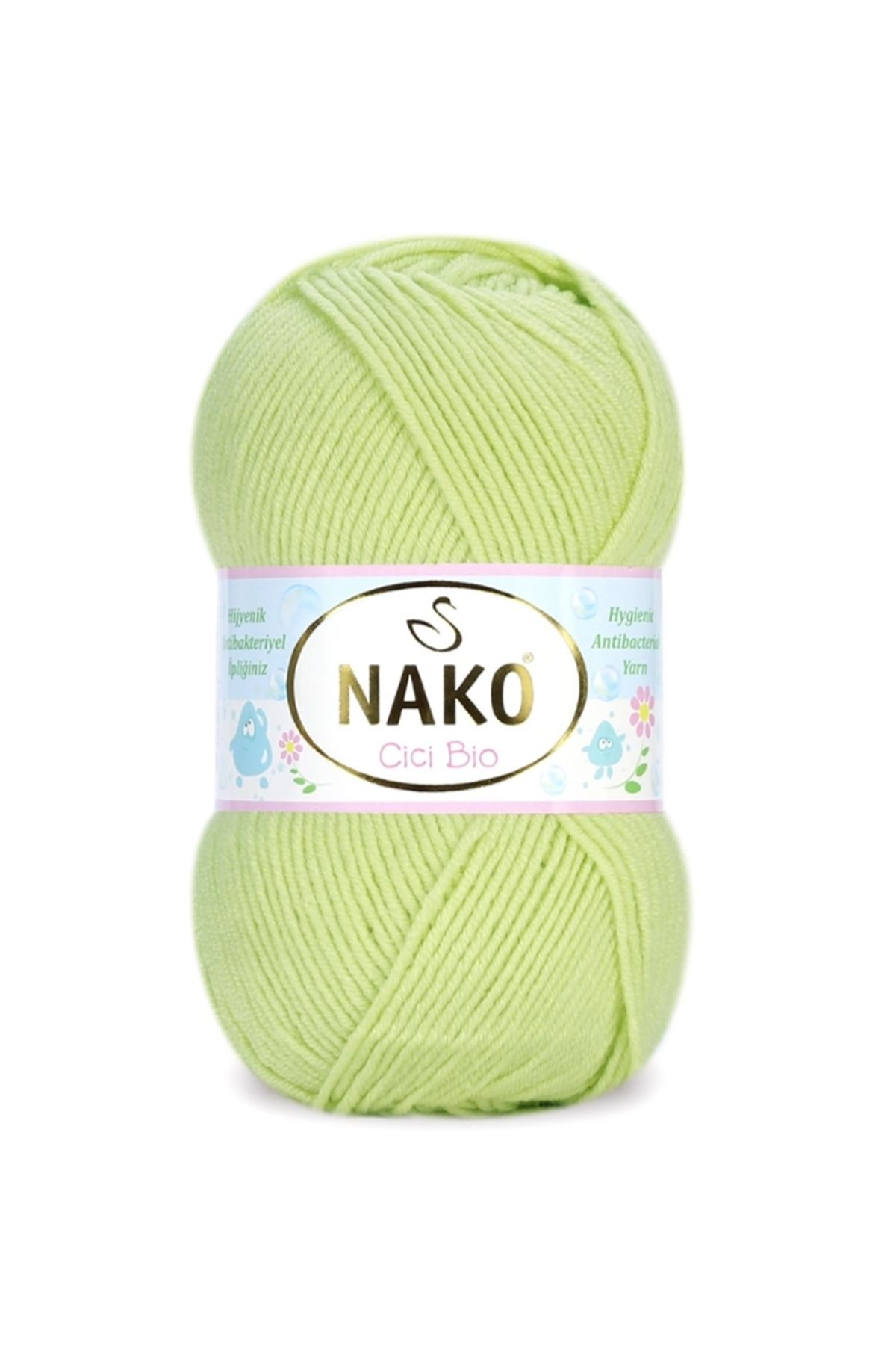 Nako Cici Bio 6811 Açık Yeşil