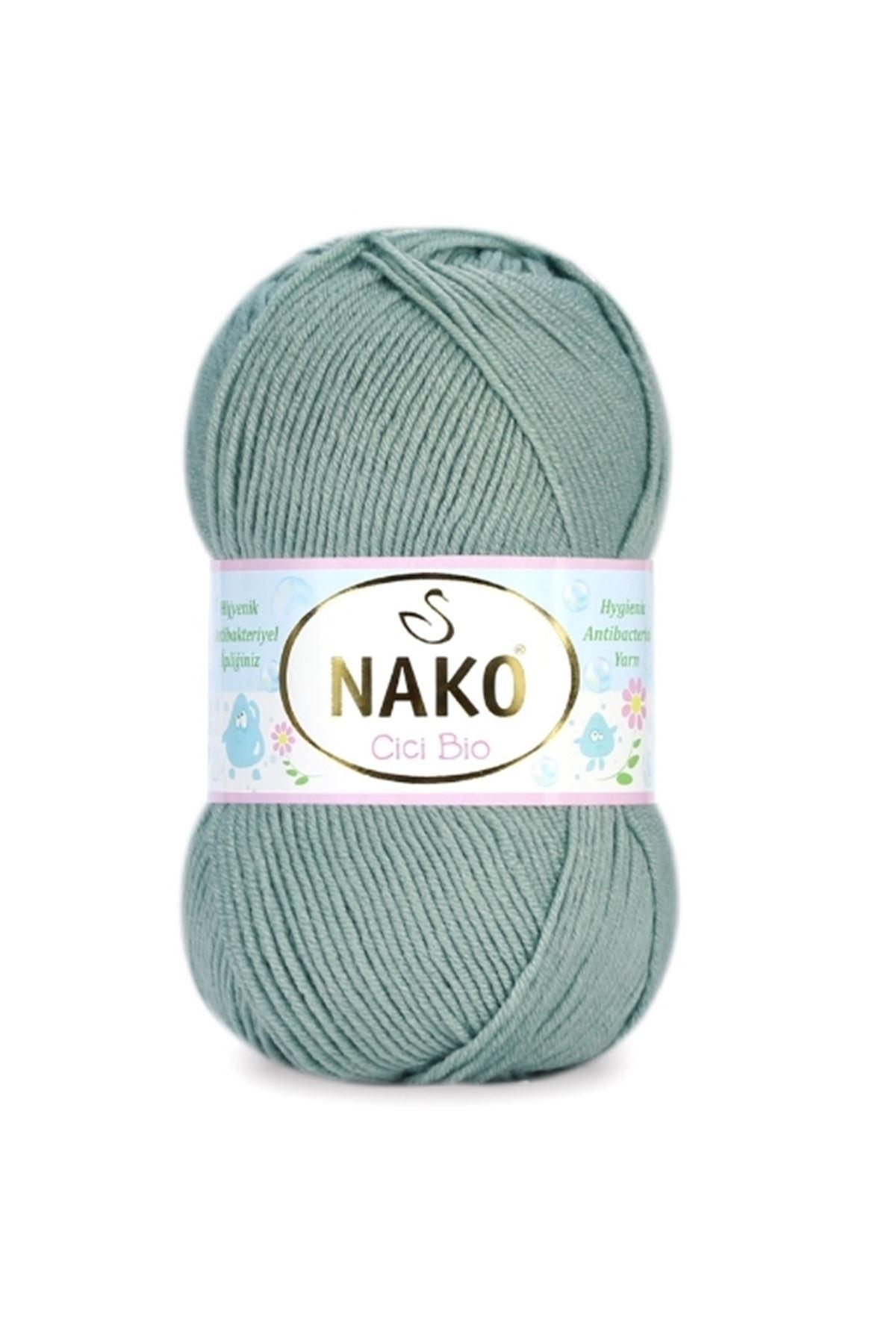 Nako Cici Bio 10023 Azur