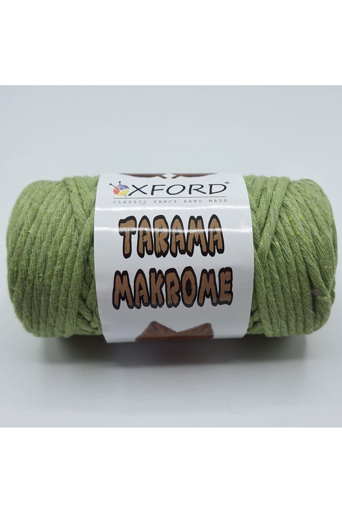 Tarama Makrome 5 mm - 073 Yosun