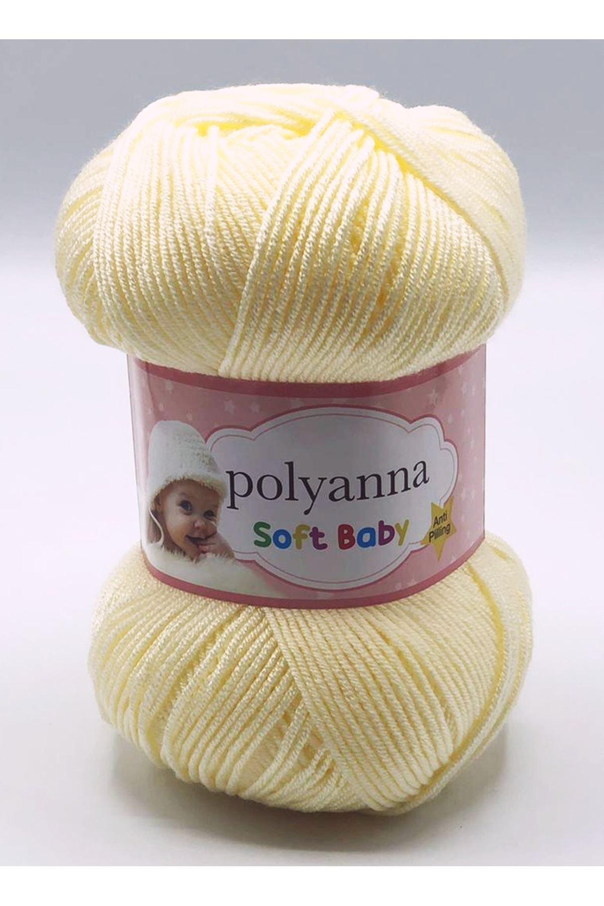 Polyanna Soft Baby 102 Açık Sarı