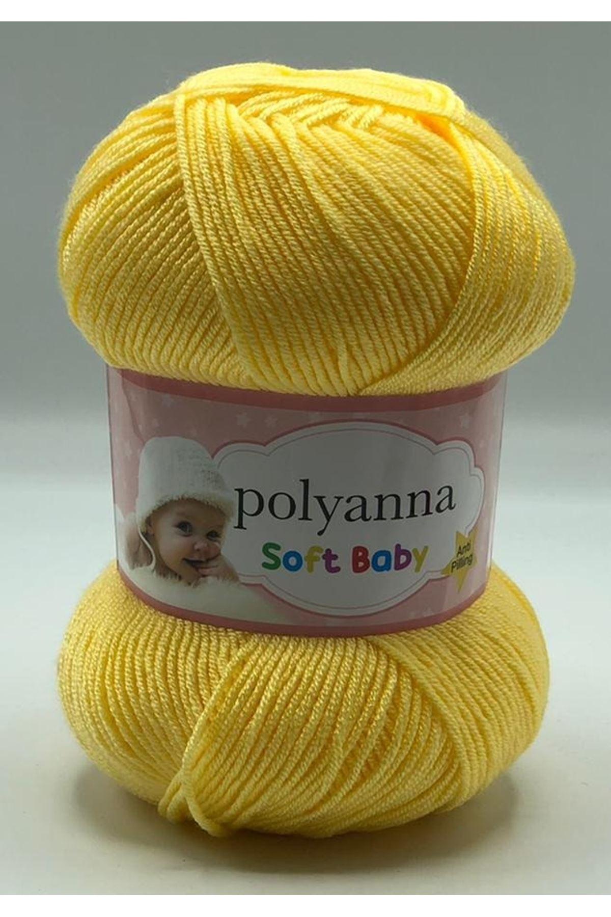 Polyanna Soft Baby 103 Sarı
