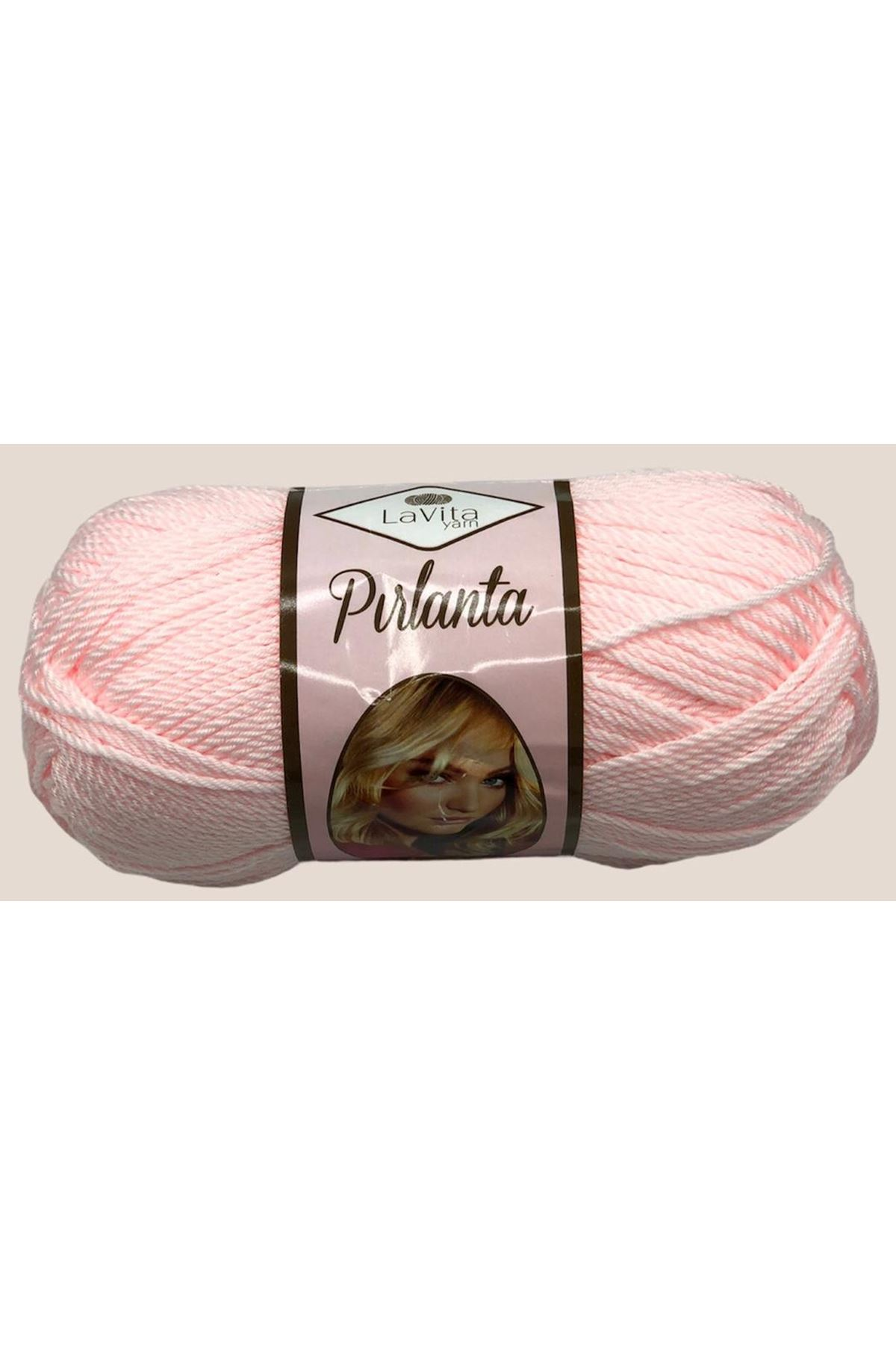 Lavita Pırlanta - 4133 Sinderella Pembe