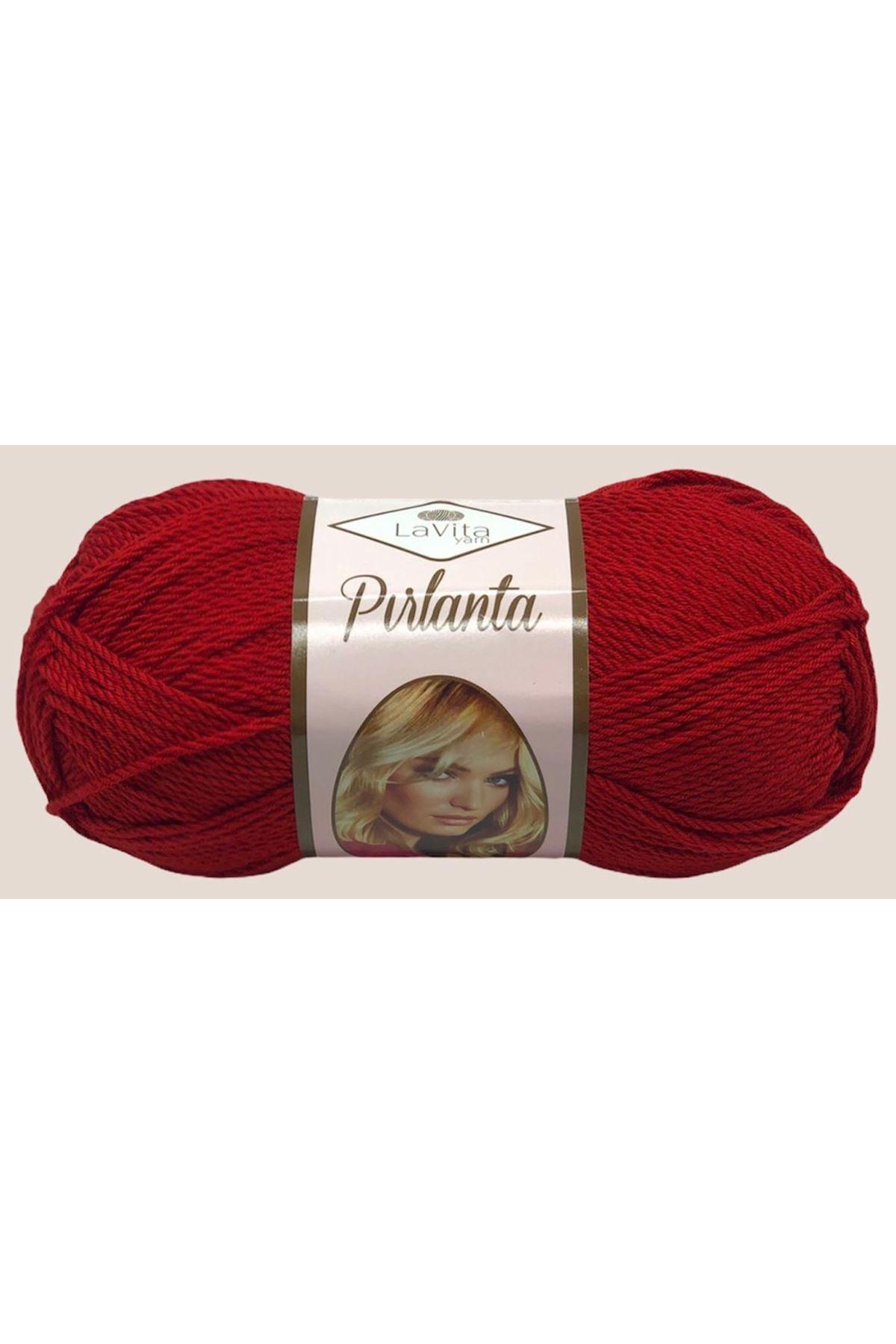 Lavita Pırlanta - 0136 Koyu Kırmızı