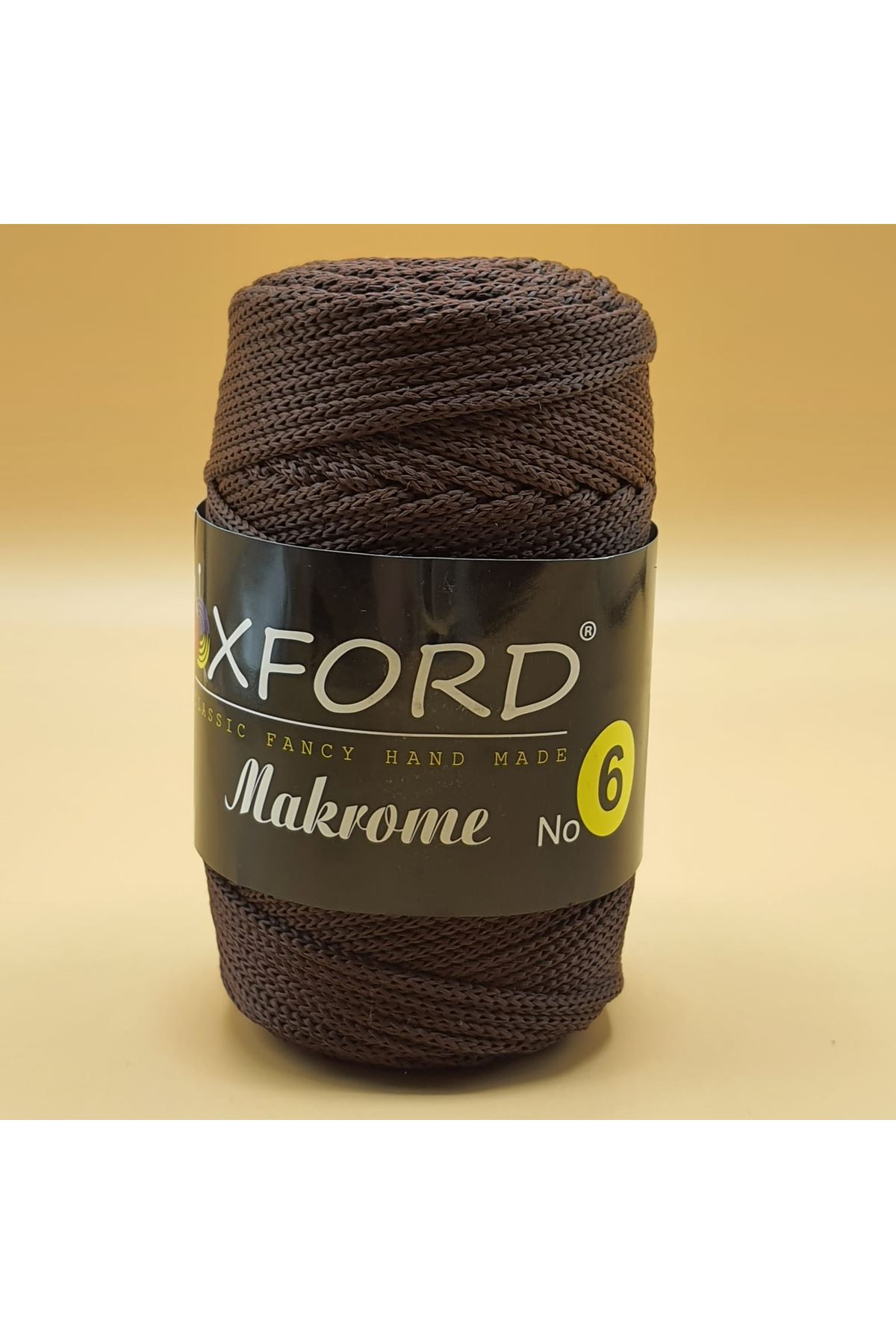 Oxford 6 No Makrome - 102 Kahverengi
