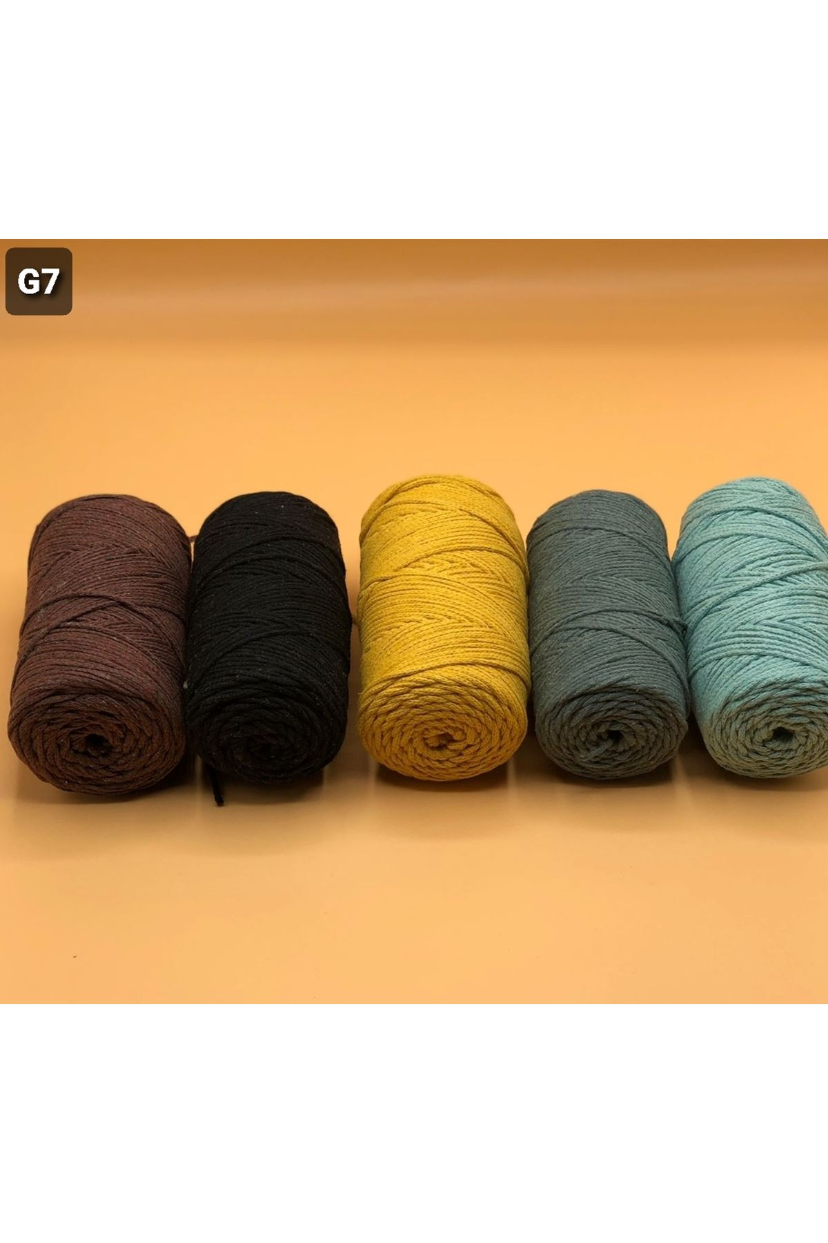 Cotton Makrome MIX Paket 1270 Grup 7