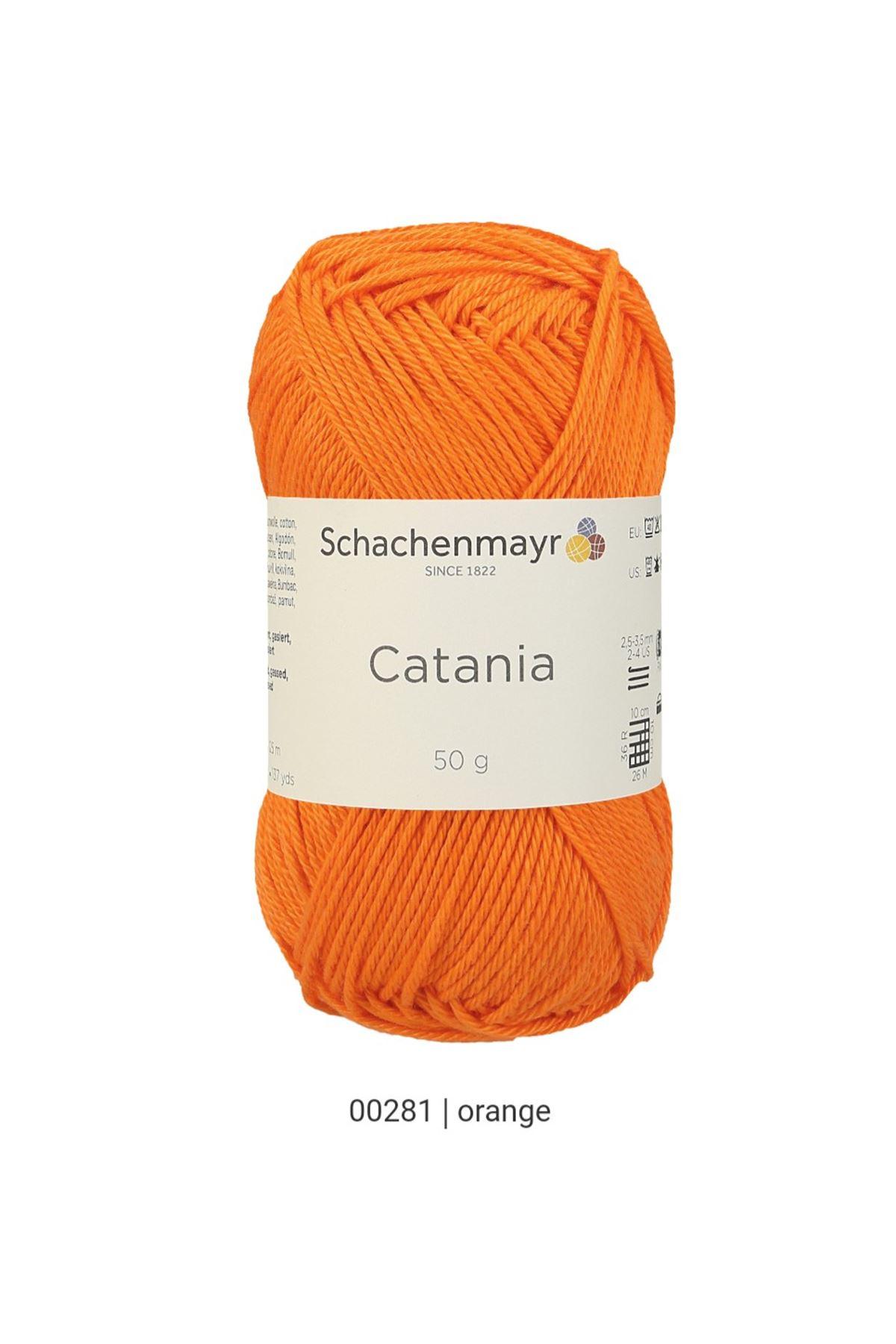 SMC Catania 50g 00281 Orange Turuncu
