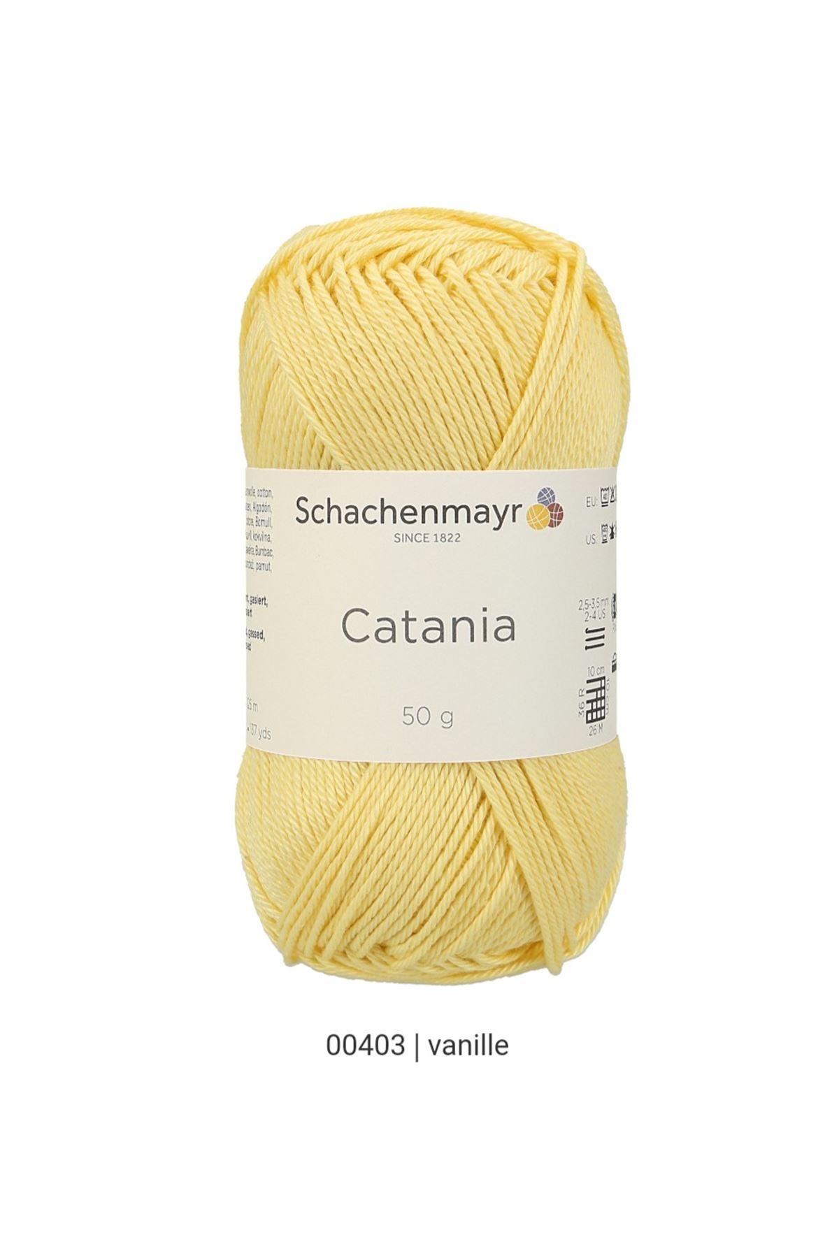 SMC Catania 50g 00403 Vanille Vanilya