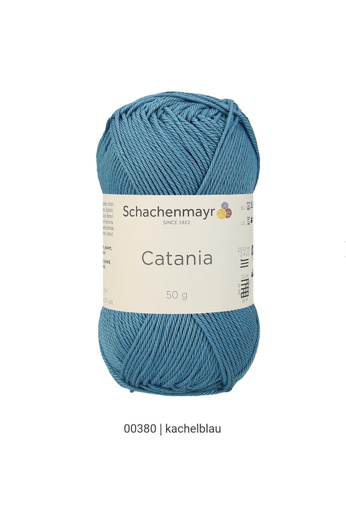 SMC Catania 50g 00380 Kachelblau Camgöbeği