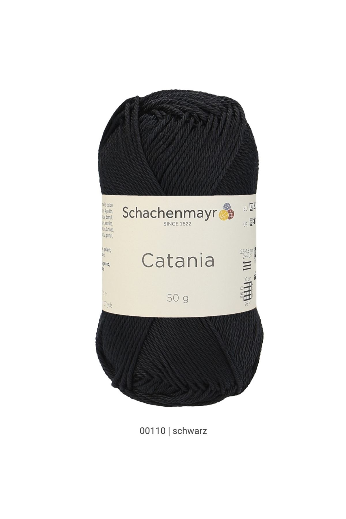SMC Catania 50g 00110 Schwarz Siyah