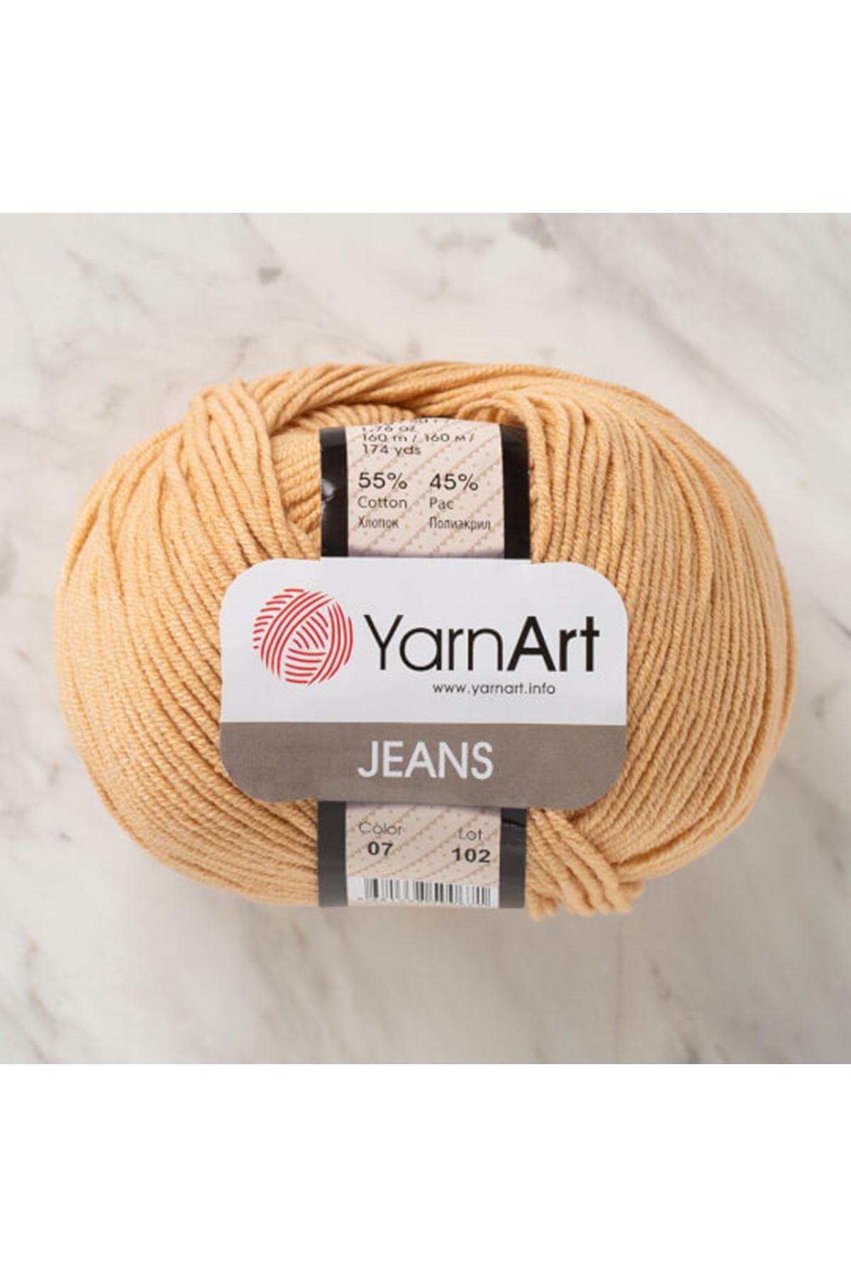 Yarnart Jeans 07 Ten Rengi