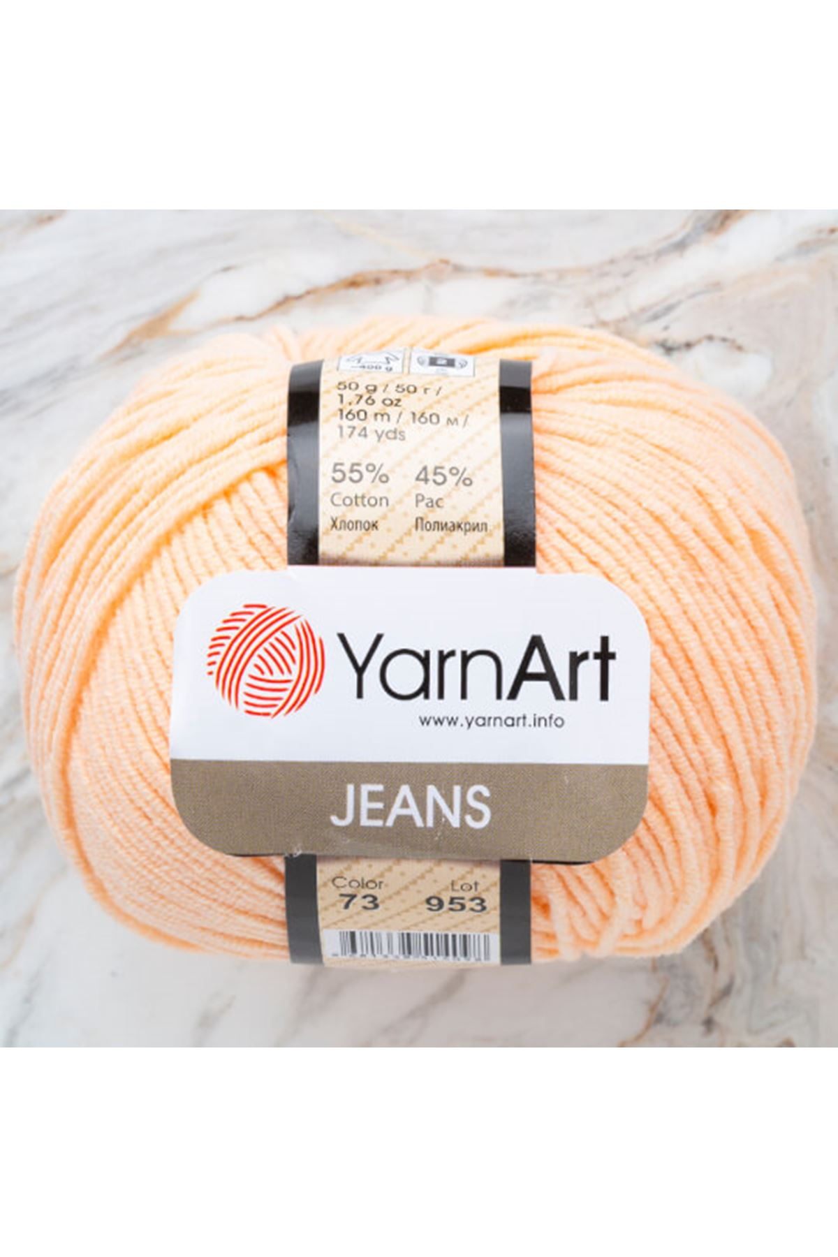 Yarnart Jeans 73 Somon