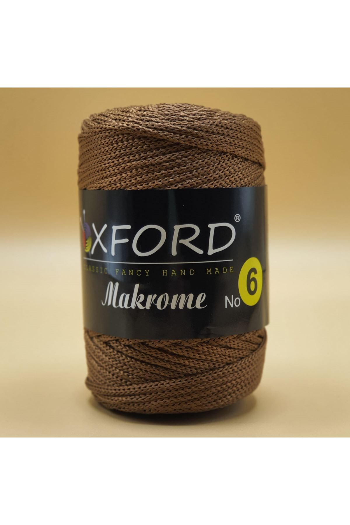 Oxford 6 No Makrome - 114 Çikolata