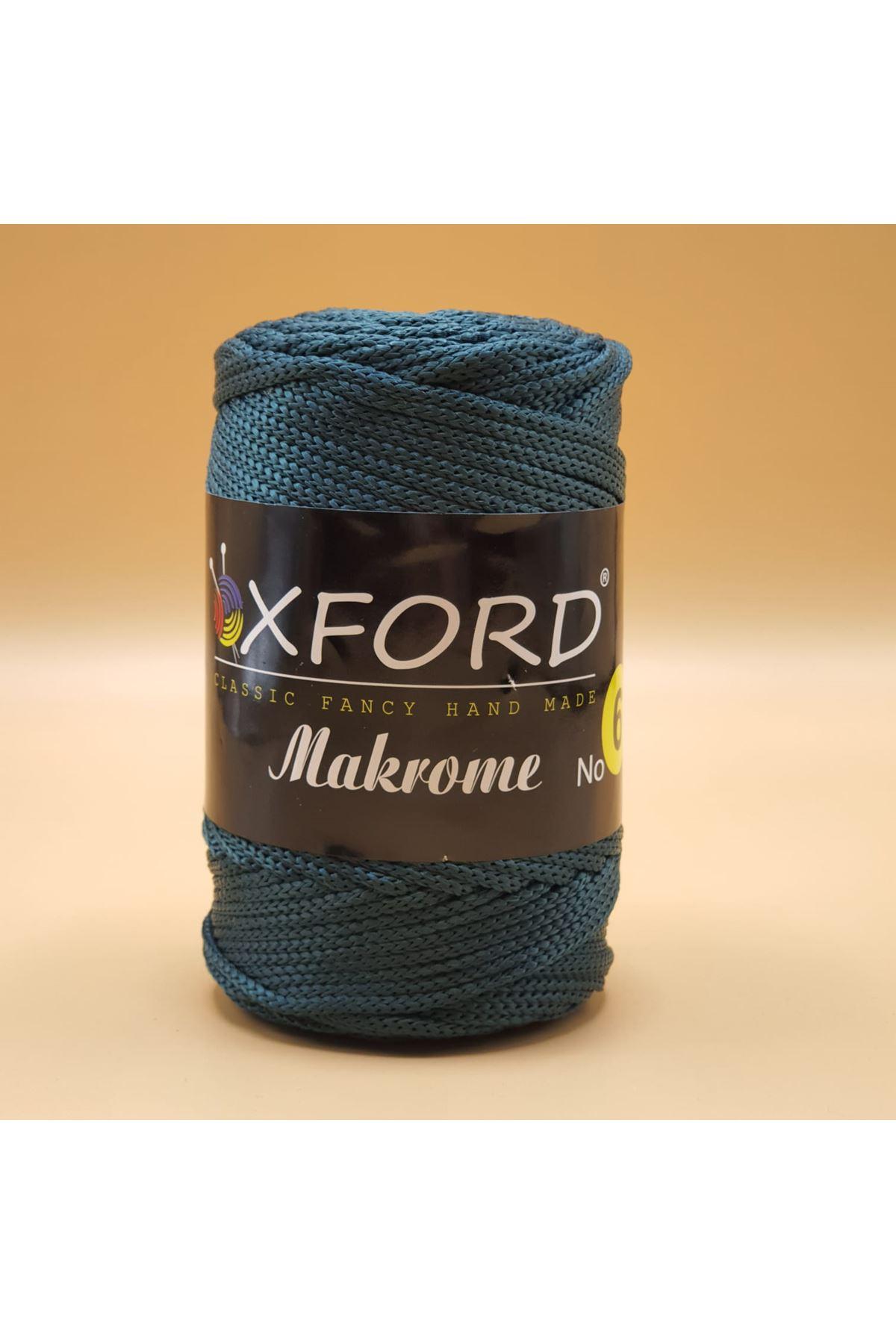 Oxford 6 No Makrome - 116 Koyu Çam