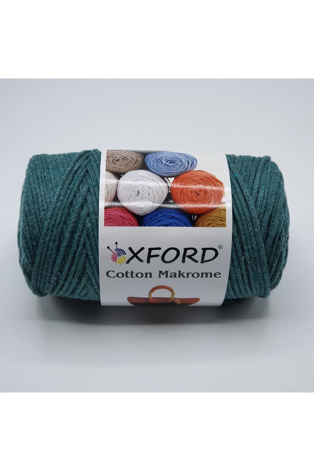 Cotton Makrome 1053 Açık Çam
