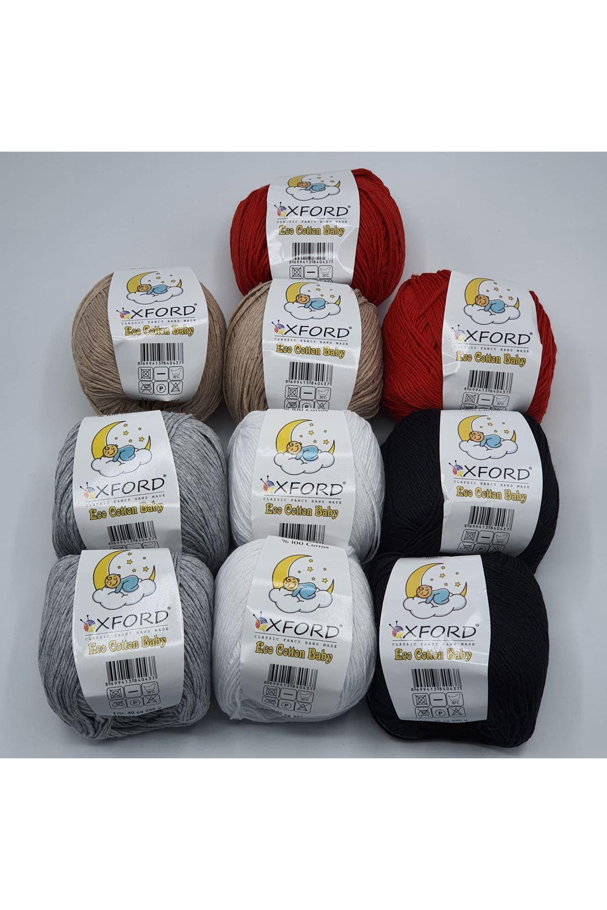 Eco Cotton Baby 10'lu Paket - 10