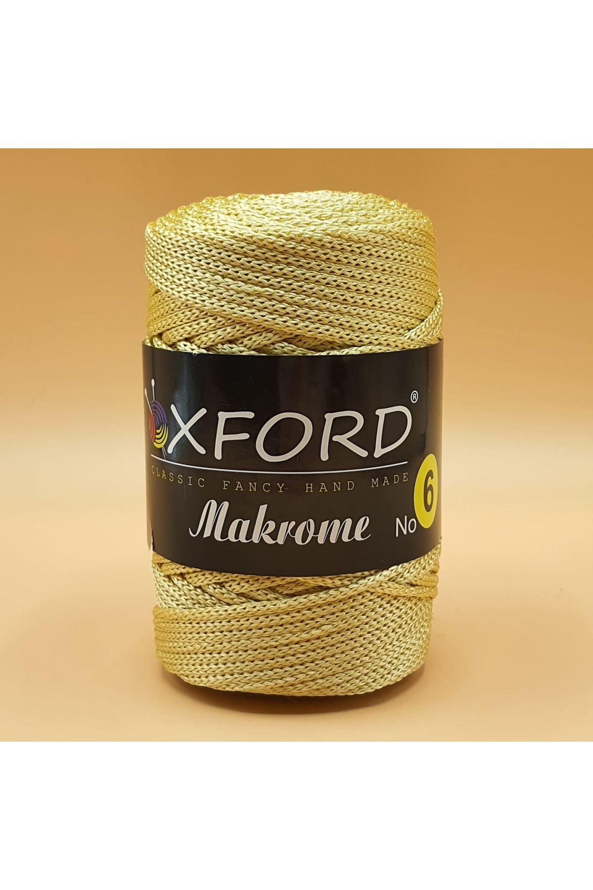 Oxford 6 No Makrome - 117 Altın