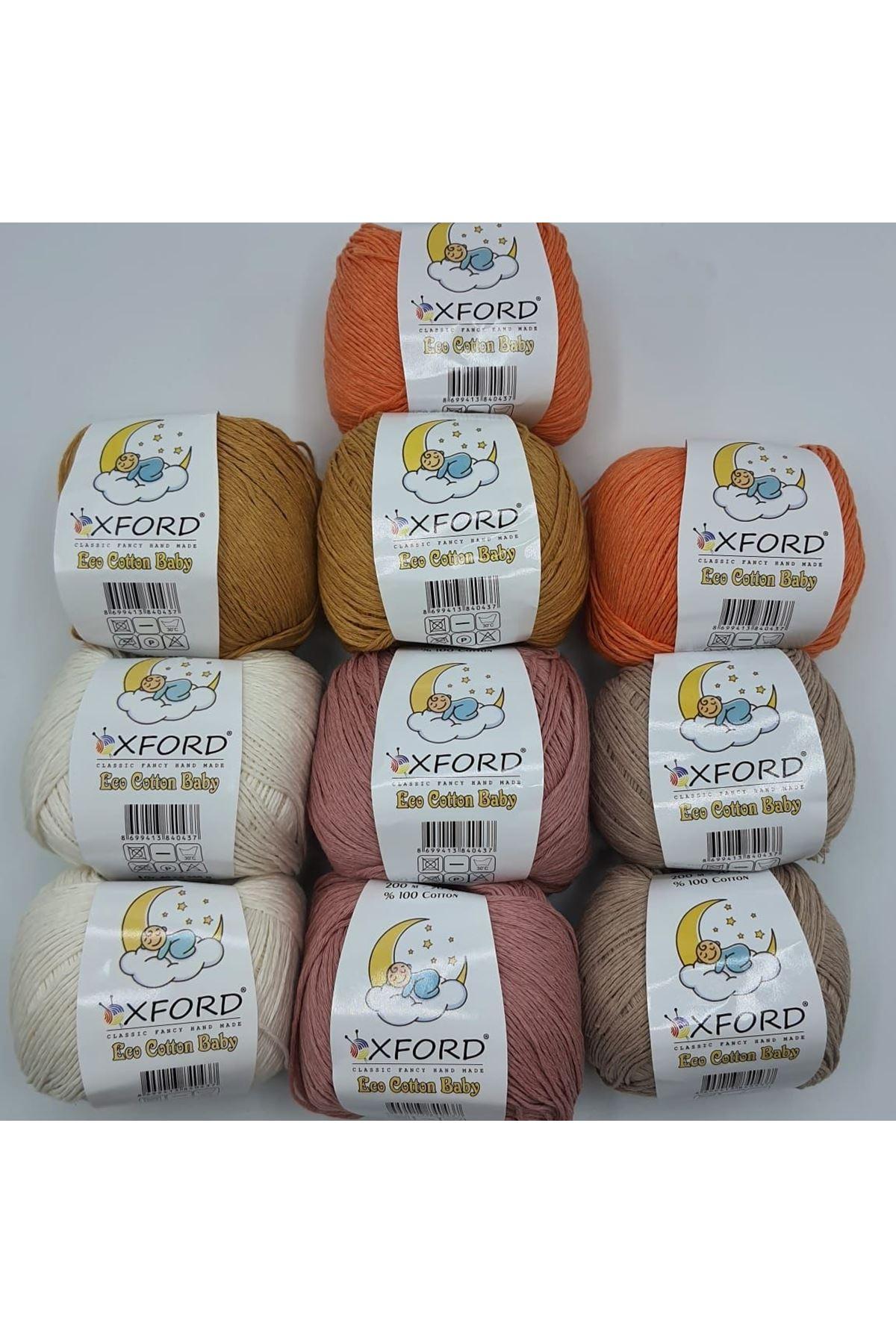 Eco Cotton Baby 10'lu Paket - 12
