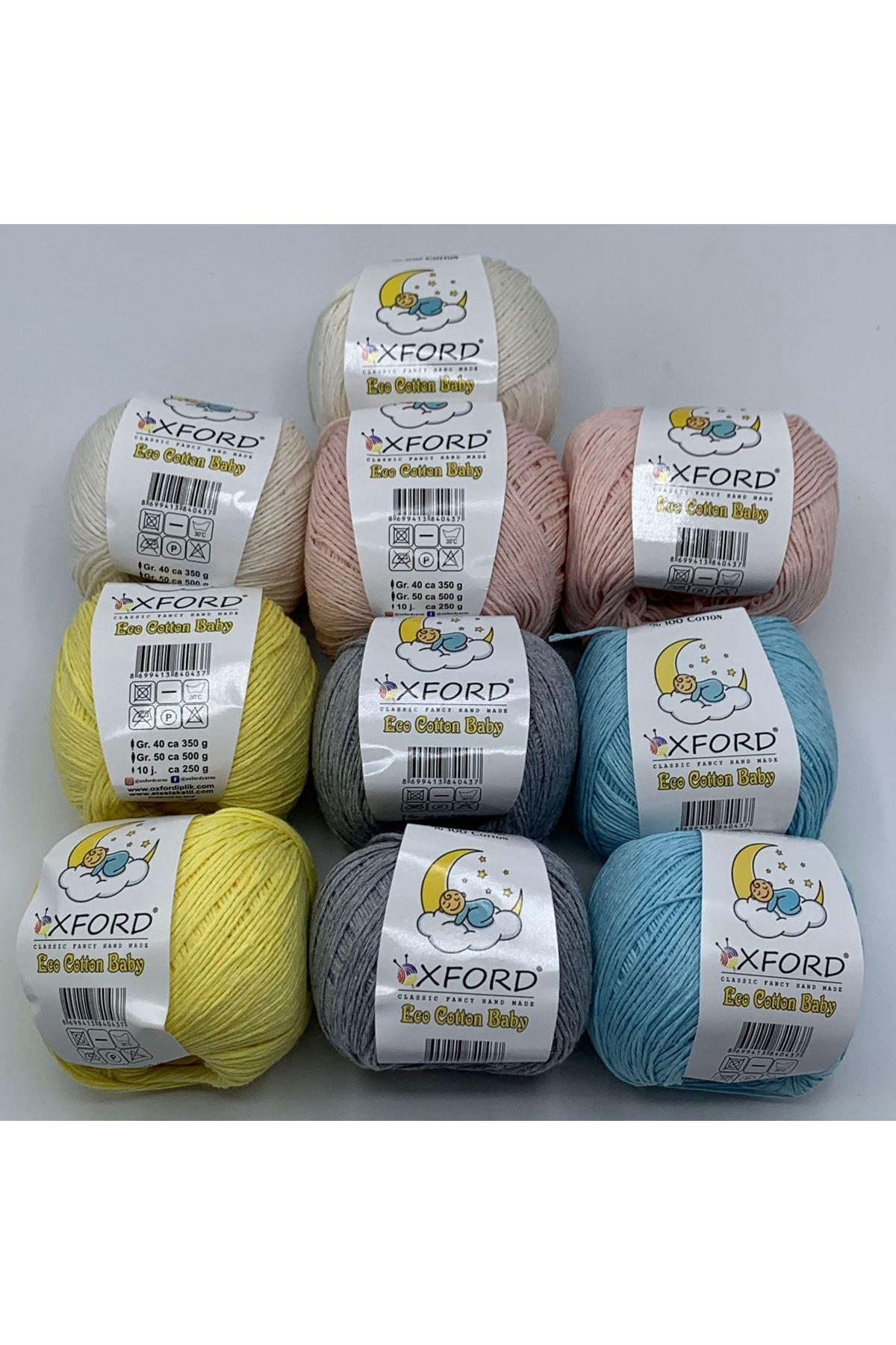 Eco Cotton Baby 10'lu Paket - 11