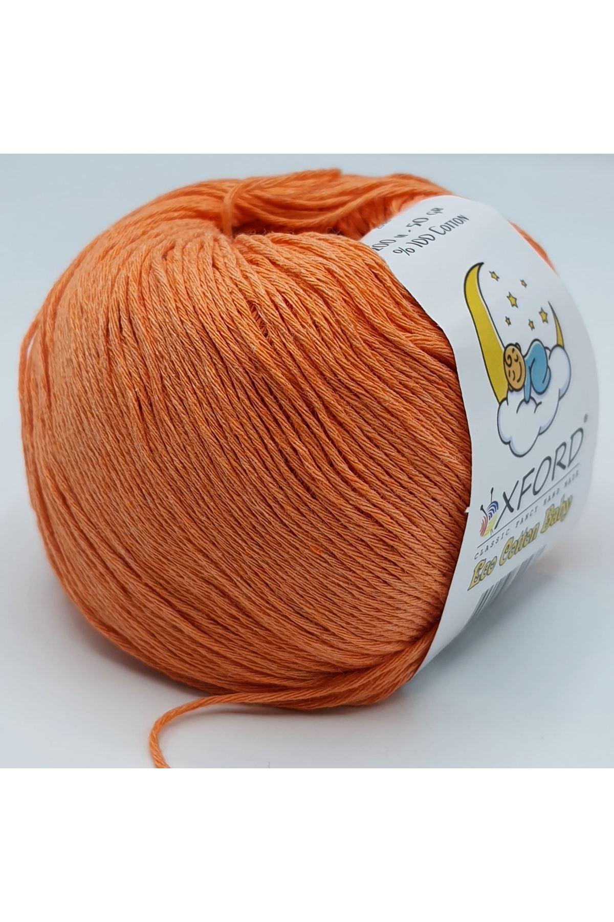 Eco Cotton Baby - 270 Oranj