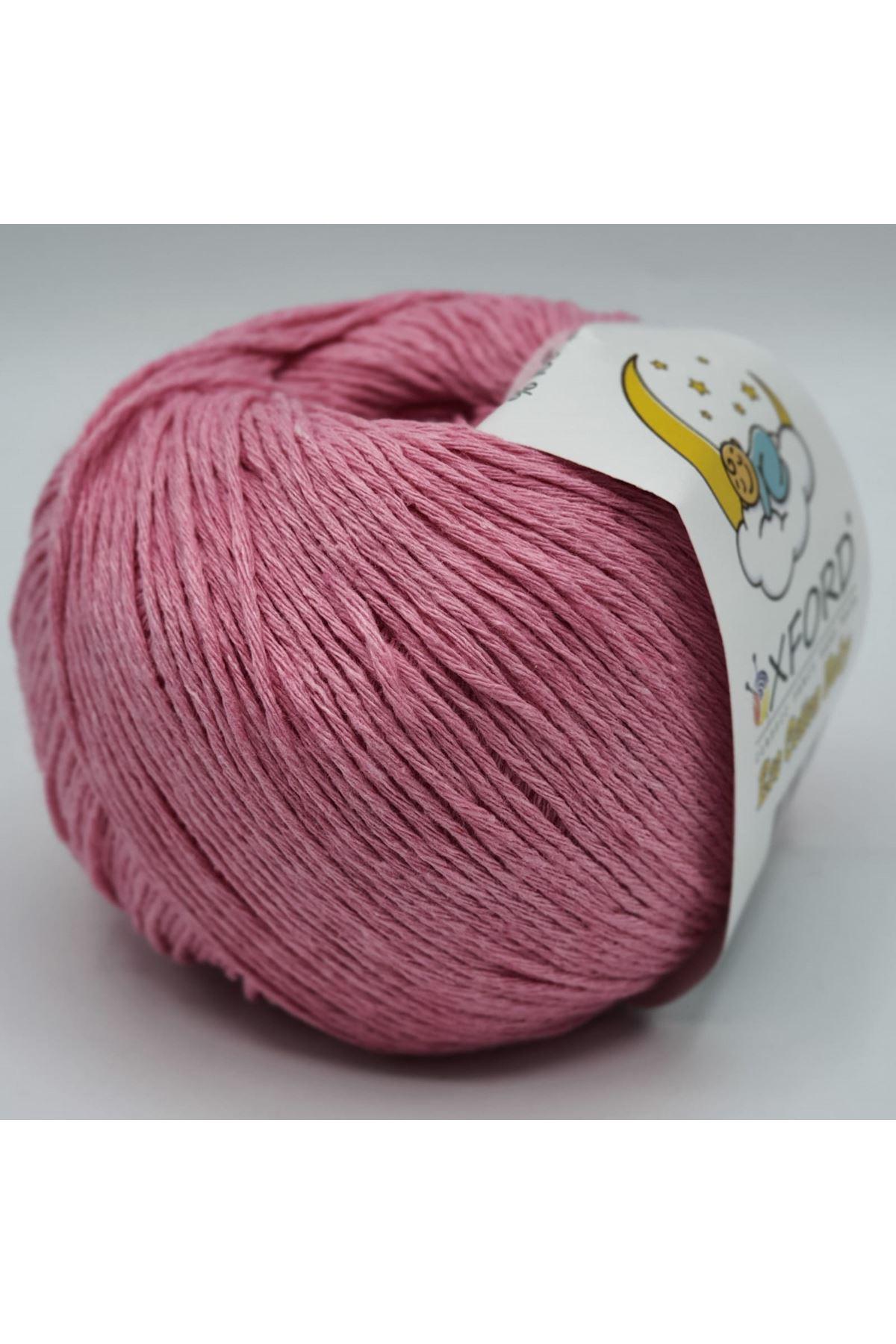Eco Cotton Baby - 210 Pembe