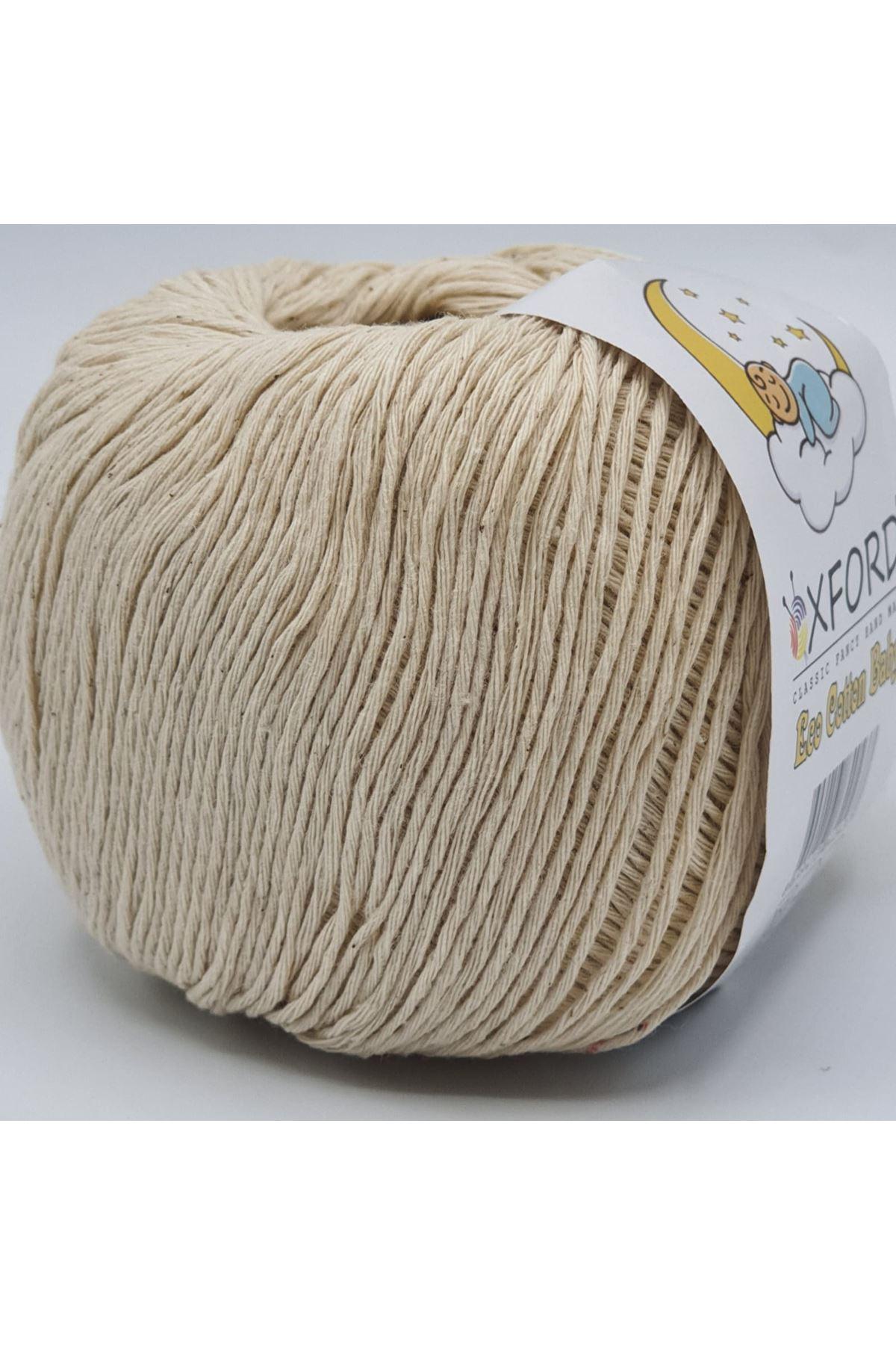 Eco Cotton Baby - 78720 Koyu Krem