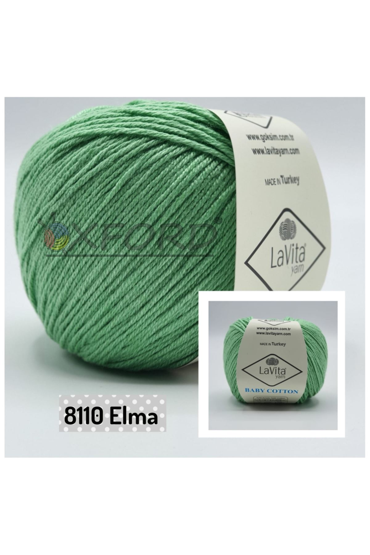 Lavita Baby Cotton 8110 Elma