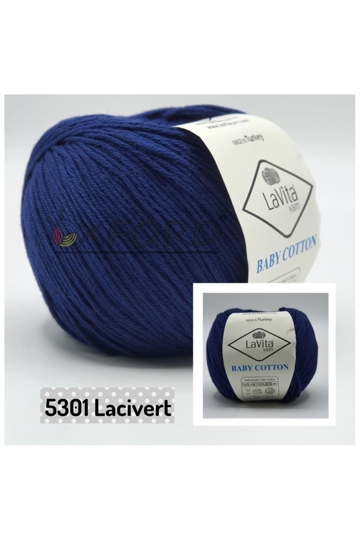 Lavita Baby Cotton 5301 Lacivert