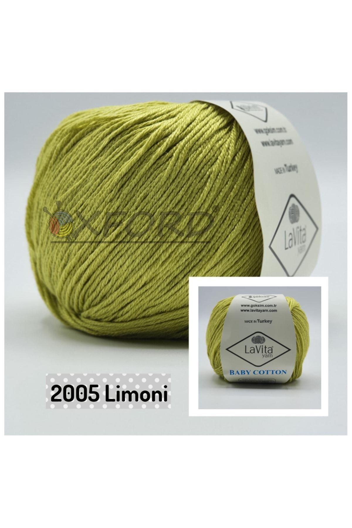 Lavita Baby Cotton 2005 Limoni