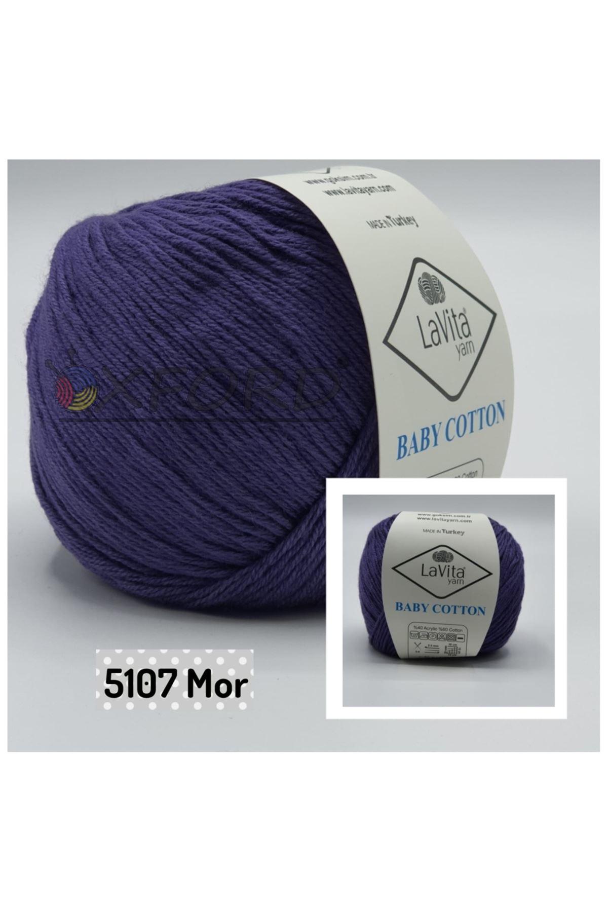 Lavita Baby Cotton 5107 Mor