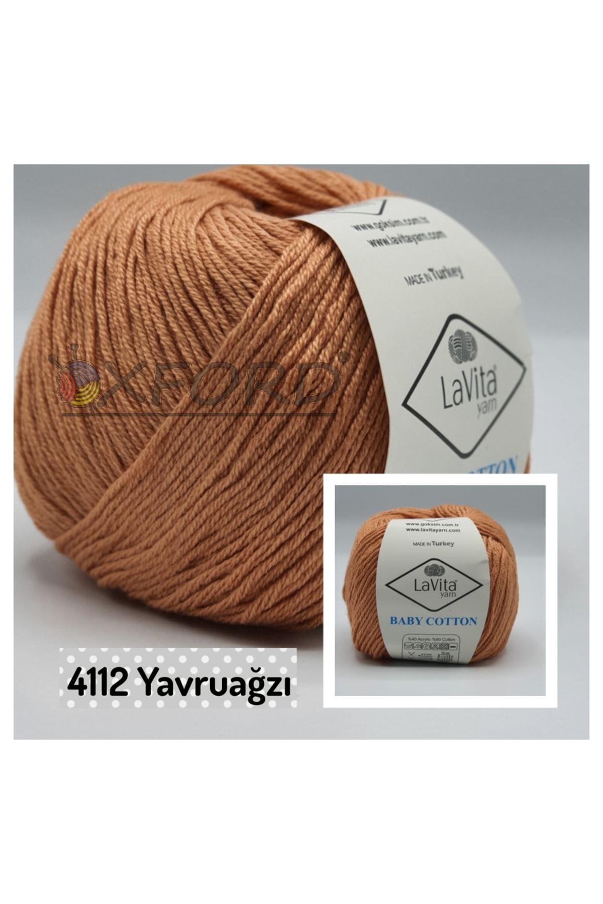 Lavita Baby Cotton 4112 Yavruağzı