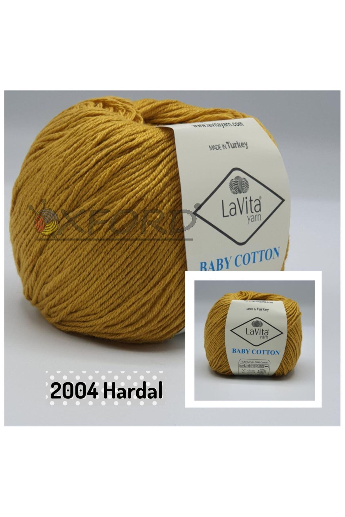 Lavita Baby Cotton 2004 Hardal
