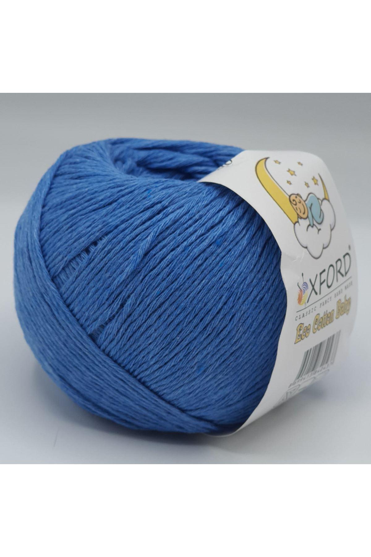 Eco Cotton Baby - 140 Boncukmavi