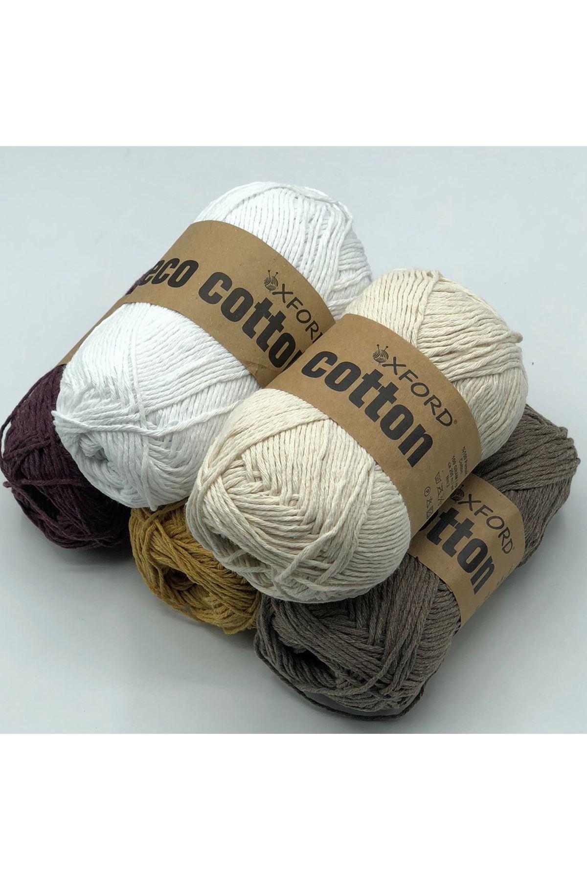 Eco Cotton - 5'li Paket 100