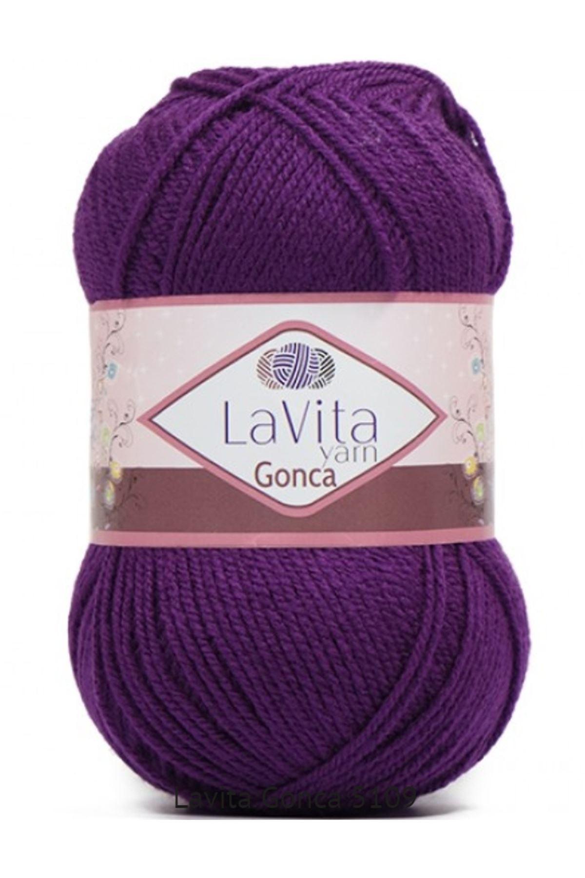 Lavita Gonca 5109 Koyu Mor