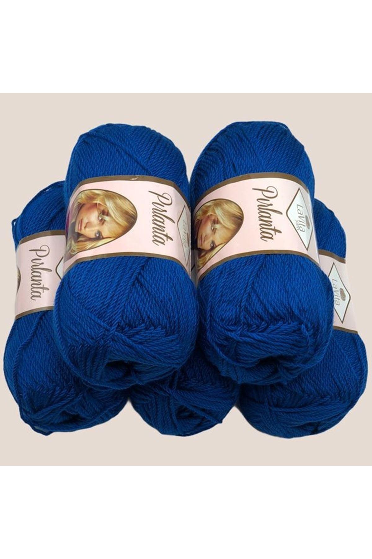 Lavita Pırlanta - 5'li Paket 0605 Saks Mavi