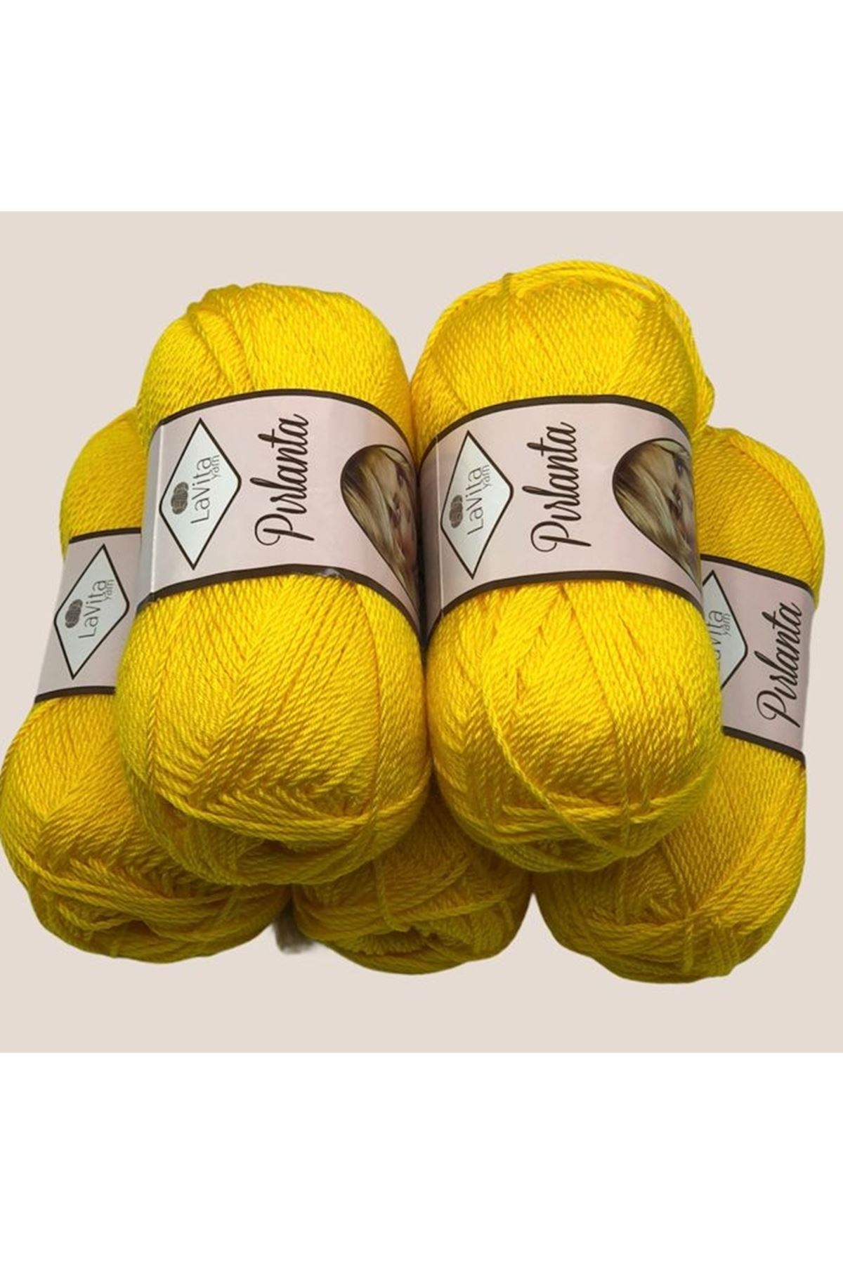 Lavita Pırlanta - 5'li Paket 9515 Sarı