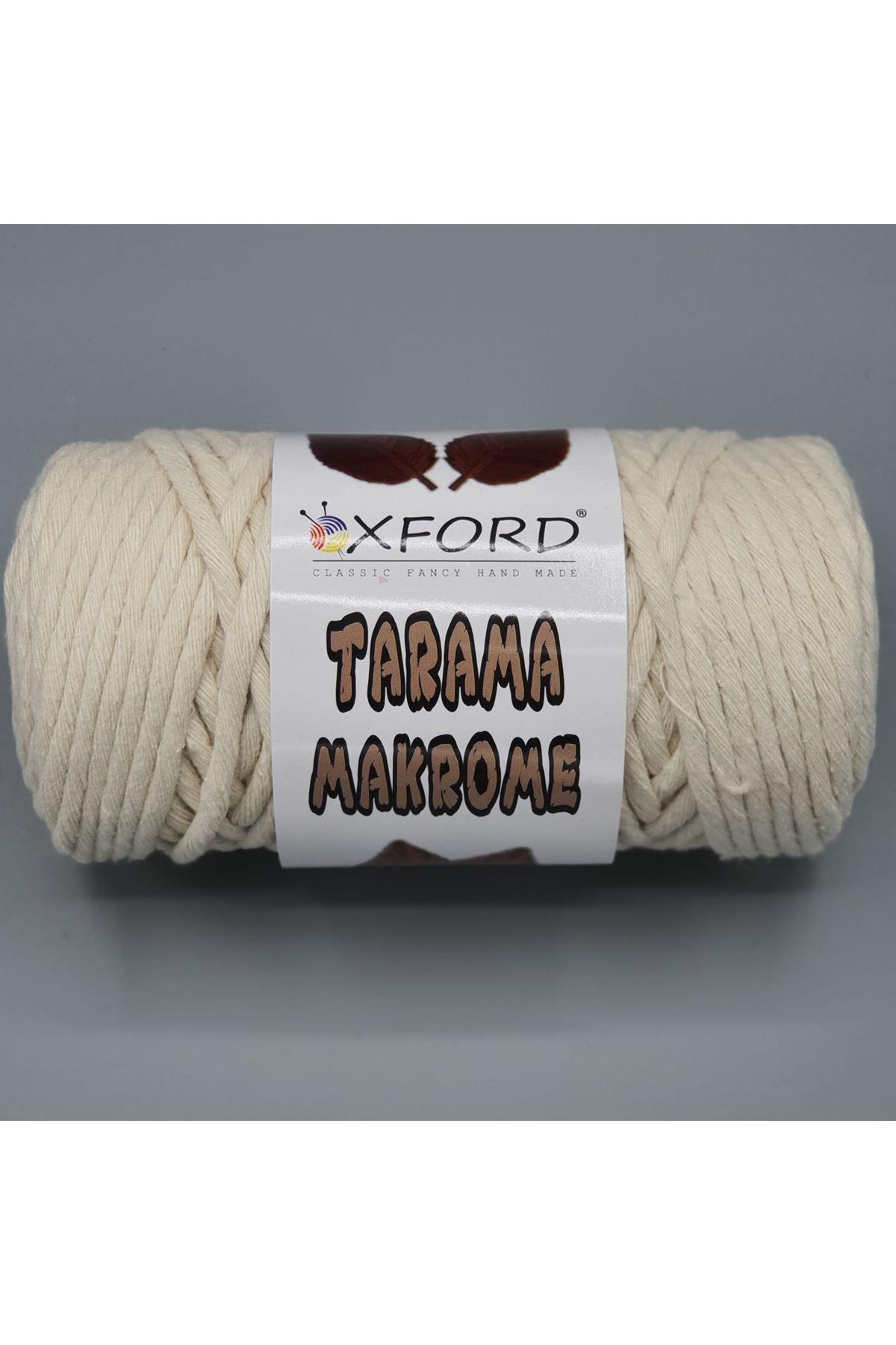 Tarama Makrome 5 mm - 062 Krema