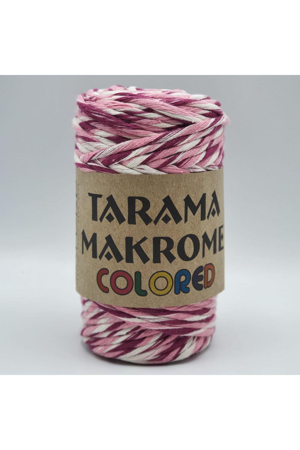 Tarama Makrome Colored 5 mm - 01