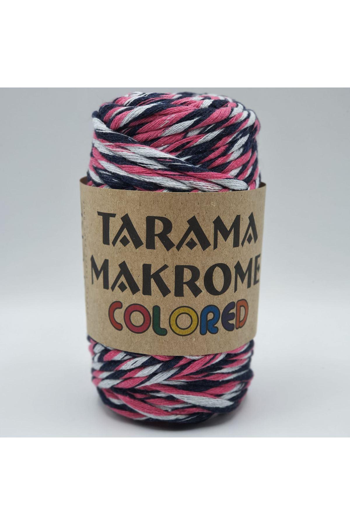 Tarama Makrome Colored 5 mm - 12