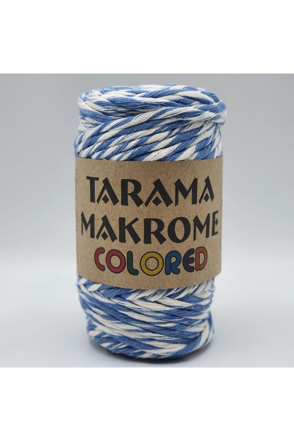 Tarama Makrome Colored 5 mm - 13